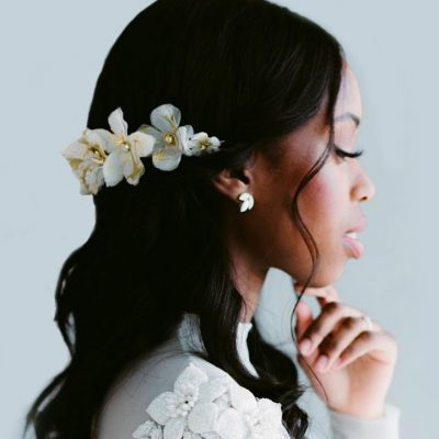 Bridal hairstyle – an essential aspect of a bride!